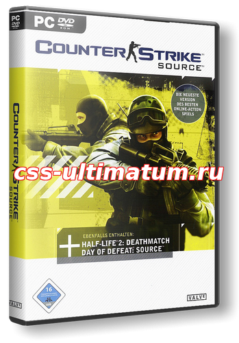 Counter-Strike: Source [v.84] + Autoupdater (torrent)