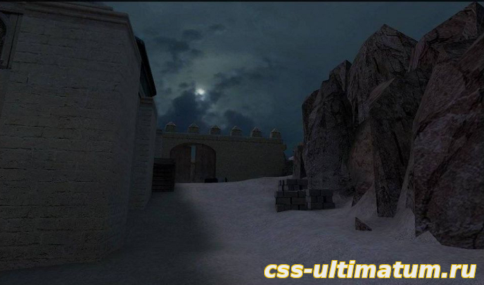 Карта de_dust2_night1 для css