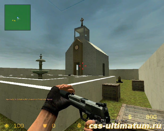 Карта gg_trs_aim_churches