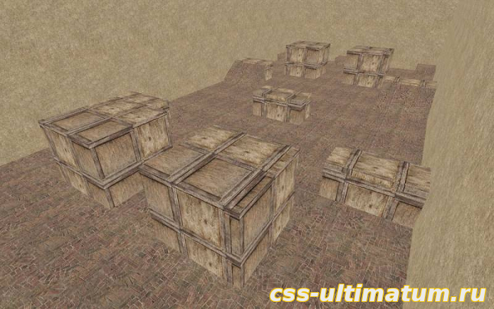 Карта aim_dust_box для Cs Source