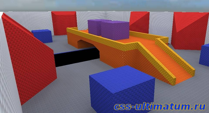 Карта awp_lego_newcss для Cs Source