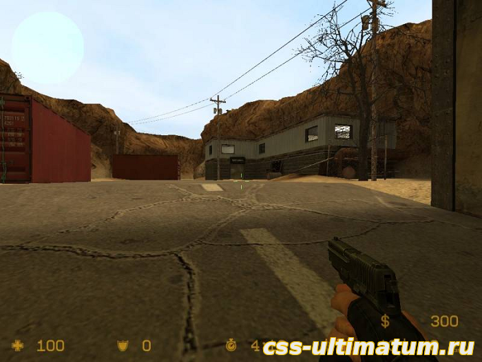 Карта cs_siege_source для Cs Source