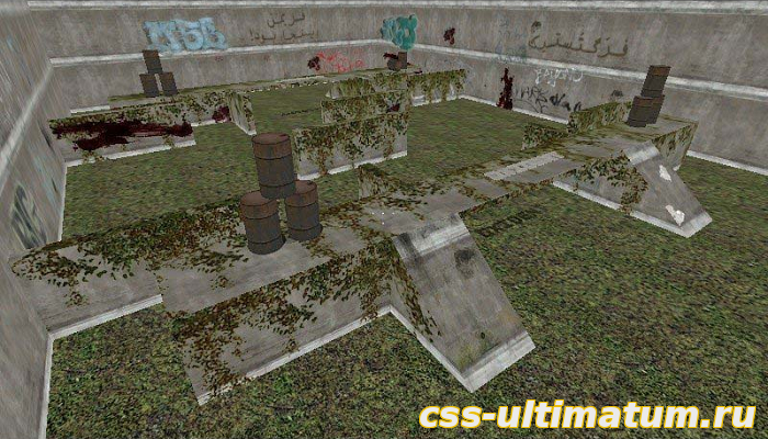 Карта aim_map_duelies для Cs Source