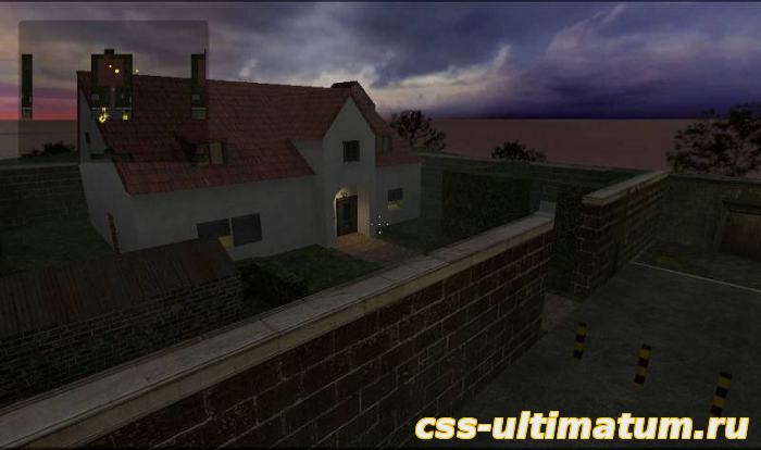 Карта cs_fat_mansion для Cs Source