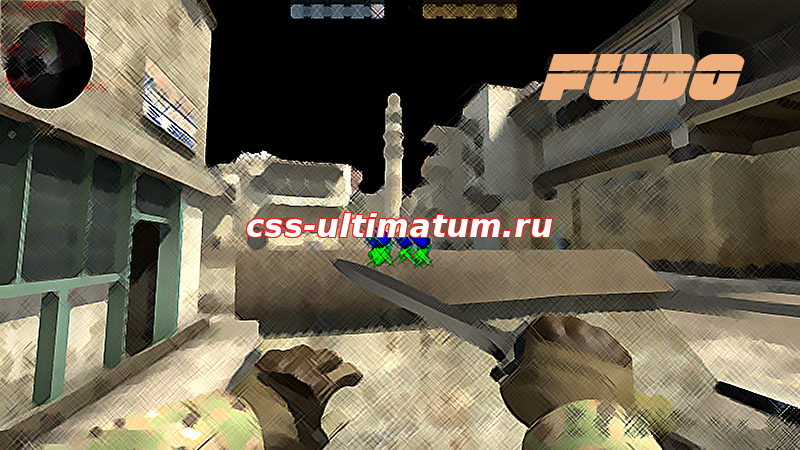 Чит WH+AIM для CS:GO by FUDO
