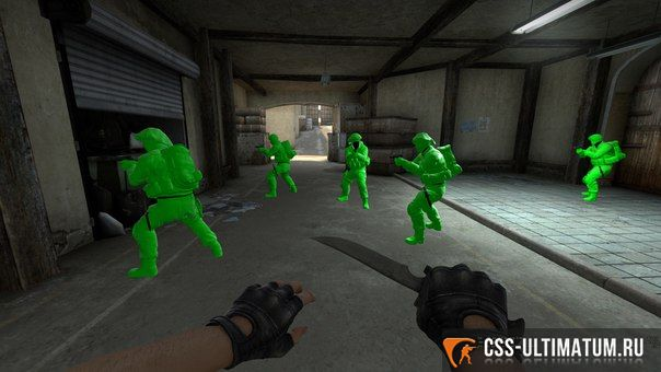 ExtraHack на CS:GO Steam/no-Steam