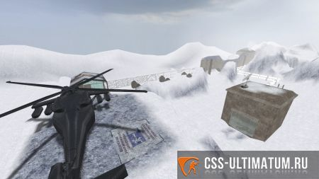 Кара As_Arctic для Counter-Strike: Source