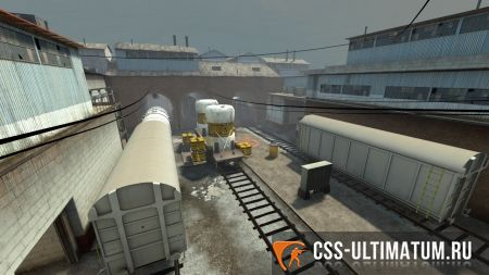 Карта de_Train из CS:GO для CS:S