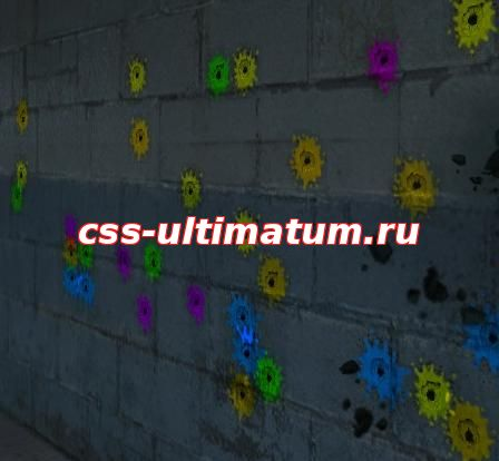 Eventscripts Paintball для сервера css