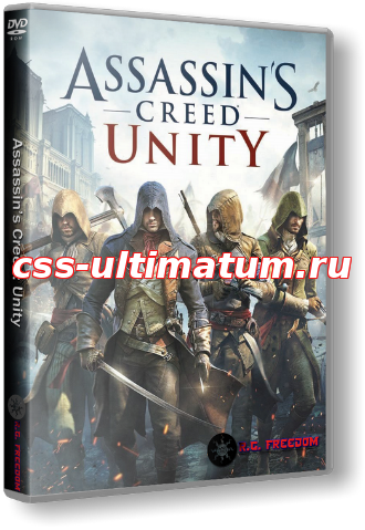 Assassin's Creed Unity для PC 2014