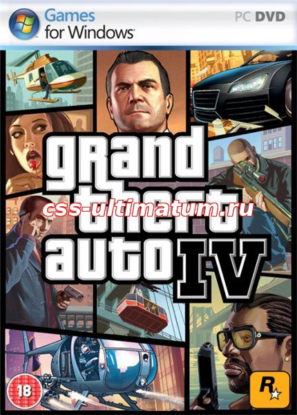 GTA 4 / Grand Theft Auto IV для PC