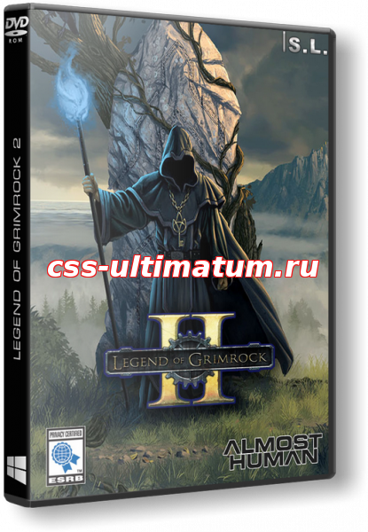 Legend of Grimrock 2 [Update 1] (2014) PC