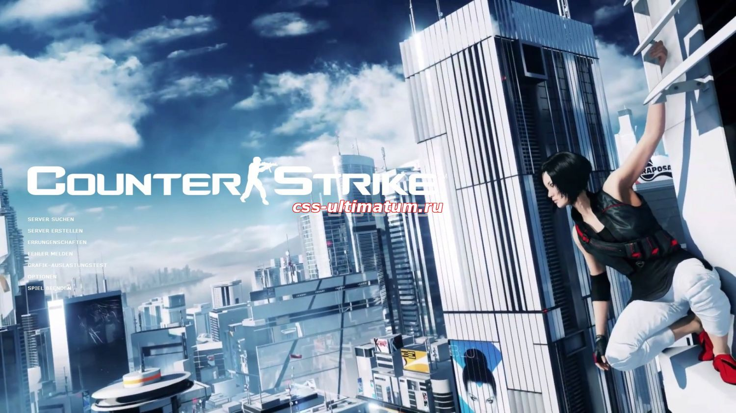 Mirrors Edge 2 | Menu Background HD