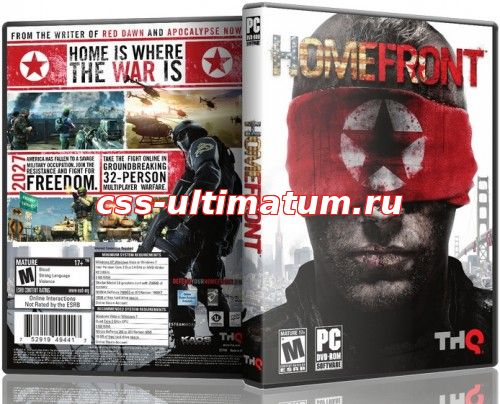 Homefront (2011) PC