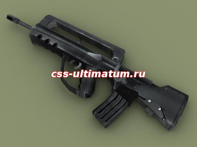 CS GO FAMAS (convert by G@L)