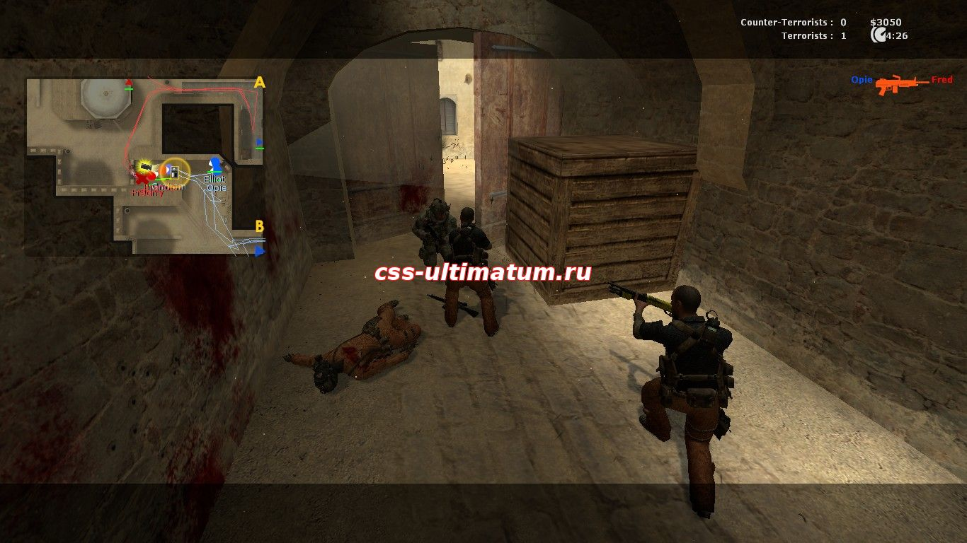 NEW CSSv.34 by karapuz специально для WAR-Gaming and CSS-Ultimatum